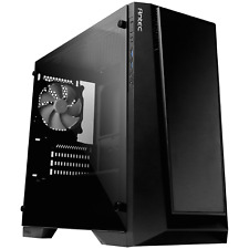 Antec P6 Mid Tower Gaming Case - Black USB 3.0