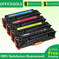 4P For HP LaserJet Pro M476dn M476dw M476nw MFP Color Toner CF380A 312A ink