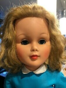 RELIABLE DOLL 28'' TALL FOLLOW ME EYES JOINTED 1961