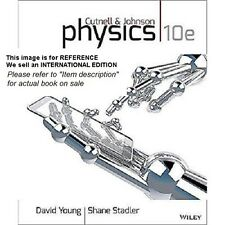 Physics by John D. Cutnell, Shane Stadler, David Young(Int' Ed Paperback)10ED