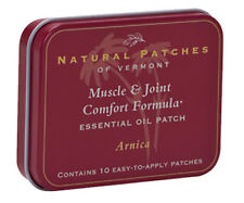 Natural Patches of Vermont ~ Arnica Muscle & Joint Comfort 24 hour patches