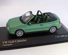 VW Golf Cabriolet 1999, grün, NOREV 1:43