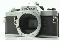 【 Excellent++++ 】 Pentax MX 35mm SLR Film Camera Silver Body Only From JAPAN