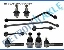 Brand NEW 10pc Front + Rear Suspension Kit for Jeep TJ and Wranger 1997-2006 4WD