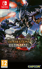 Monster Hunter Generations Ultimate Nintendo SWITCH CAPCOM