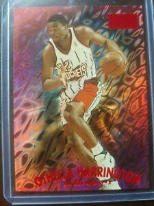 1997-98 Skybox Othella Harrington Star rubies 19/50. NBA basketball