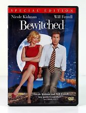 BEWITCHED  (DVD, 2005, Special Edition) Nicole Kidman Will Ferrell COMEDY