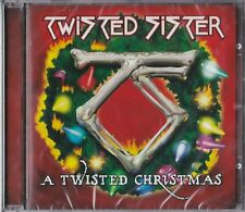More details for twisted sister - a twisted christmas (2006 demolition records cd / new & sealed)