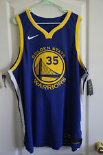 Golden State Warriors Nike Men's XXL Kevin Durant KD Authentic Icon Jersey $200