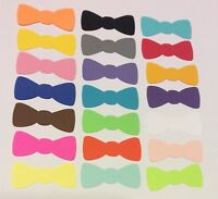225 Bows Die Cuts Assorted Colors Scrapbooking, Party & Card Decorations