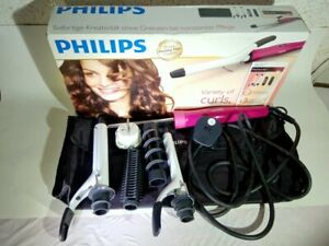 Beauty Philips Multiculer Stayler 4 In 1 To Make Hair Curly & Sexy For Women