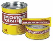 Simichrome Polish - Polishing Paste for all Metals - 50g tube or 250g & 1kg Tins