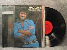 33 RPM LP Record Mac Davis Baby Don't Get Hooked On Me 1972 Columbia KC 31770