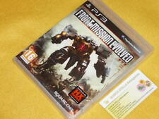 FRONT MISSION EVOLVED Playstation 3 PS3 NUOVO SIGILLATO vers. uff. ITALIANA TOP