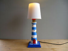 Table Lamp Lighthouse Design by Emma Jefferson Ltd.