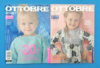 OTTOBRE Kids Fashion Frühjahr 1/2020  Größen 62-170cm  NEU 1A  abs. TOP