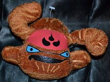 "4"" Eruptor Skylanders Giants Finger Puppets Plush Dolls Toys Hand Kids Fire 2012"