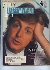 TV Entertainment magazine November 1989 Paul McCartney