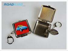 VW BEETLE KEYRING FLIP OUT  ASH TRAY NEW!! RETRO!! RED