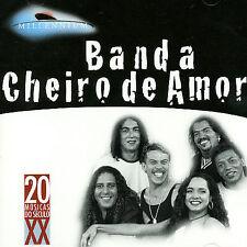 Banda Cheiro De Amor : Millennium CD (1999)