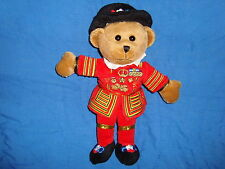Exclusive Historic Royal Palaces Place Teddy Bear Tower Of London 10""