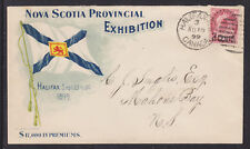Canada Sc 88 on 1899 Provincial Exhibition Cover