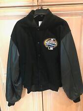 New York Yankees 100TH Anniversary 2003 World Series Leather Jacket