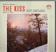 Smetana: The Kiss / Chalabala, Kalas, Cervinková - LP NM / VG