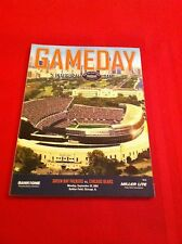 2003 NFL Packers-Chicago Bears program + flip card / Soldier Field debut