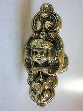 poignee porte bronze fenetre serrure deco chateau maison maitre