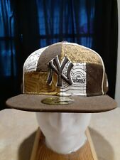 New York Yankees New Era 59fifty Fitted Size 8 Cap