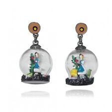 Lol Bijoux - Boucles d'oreilles Alice au Pays des Merveilles - Bocal - Clous