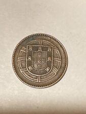 1920 Portugal 1 Centavo coin-Good Grade