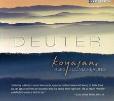 Deuter - Koyasan: Reiki Sound Healing [New CD]