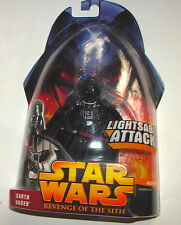 Star Wars ROTS Revenge of the Sith E3 Darth Vader  MOC carded figure 2005  615