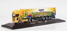 """1:87 HERPA 120531 Scania TL box semitrailer """"Vendel/Rio Grande"""" PC COLLECTIBLE !"""