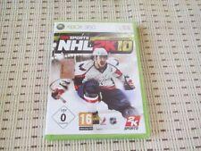 NHL 2k10 per XBOX 360 xbox360 * OVP *