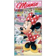 Minnie Mouse serviette Disney Enfants Serviette Serviette souris rouge Duschtuch NEUF