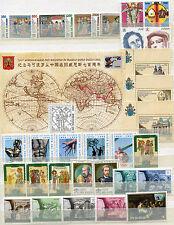 Vaticano-ANNATA 1996 ** - KW 66,-- (39092)