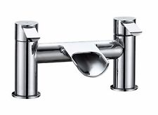 COOKE & LEWIS BAMBOO CHROME BATH MIXER TAP FILLER  B&Q RRP £160