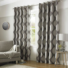Polycotton Bedroom Modern Curtains & Blinds