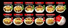 Menueboard Foodpreisschild Preistafel Preisschild Menüschild Ladenschild