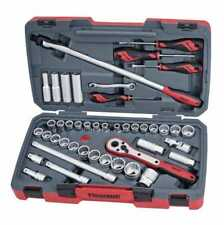 Teng Tools T1244 Socket Set 1/2 inch drive 44 Pieces