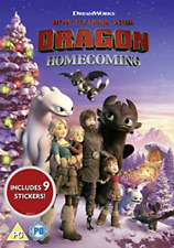 How To Train Your Dragon Homecoming DVD NEW