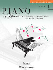 Faber Piano Adventures Level 5 Performance Book 420188