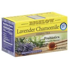 Bigelow Lavender Chamomile Herbal Tea