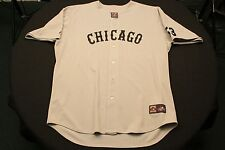 Majestic Cooperstown Collection #53 Chicago Jersey