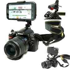 ChargerCity DSLR Smartphone Holder Hot Shoe Flash Camera Mount Swivel Adjustment