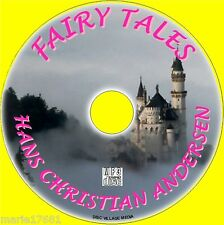 CLASSIC FAIRY TALES HANS CHRISTIAN ANDERSEN MP3CD AUDIOBOOK CHILDREN STORIES NEW