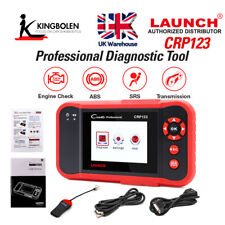 Launch X431 CRP123 Creader VII+ ABS SRS Code Reader OBD2 Scanner Diagnostic Tool